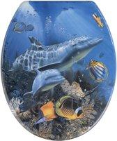 19551100 WC-Sitz Sea Life
