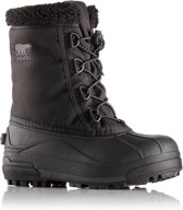 Sorel Childrens Cumberland Snowboots - Kinderen - Black