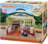 Sylvanian Families 5315 Sylvanian Supermarkt  - Speelfigurenset