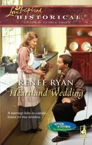 Heartland Wedding (Mills & Boon Love Inspired) (After the Storm: The Founding Years, Book 2)