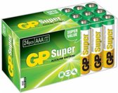 GP AAA Super Alkaline Batterijen