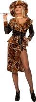Pimp Queen jurk voor dame - maat 44