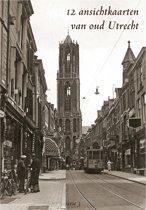Utrecht - 12 ansichtkaarten van oud Utrecht (serie 3)