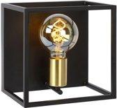 Lucide RUBEN - Wandlamp - E27 - Zwart