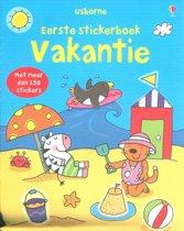 Eerste stickerboek Vakantie