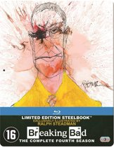 Breaking Bad - Seizoen 4 (Limited Blu-ray Steelbook Edition)