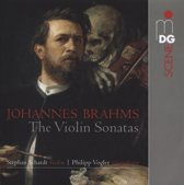 Johannes Brahms: The Violin Sonatas