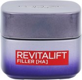 L'Oréal Paris Revitalift Filler Nachtcrème - 50 ml - Anti Rimpel