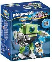 Playmobil Super 4: Cleano-robot (6693)