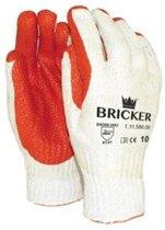 Handschoen stratenmaker latex maat 10, 1 paar
