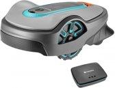 Gardena robotmaaier smart SILENO life 1250 set