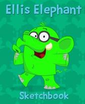Ellis Elephant Sketch Book