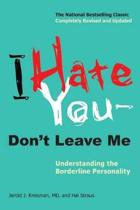 I Hate You -- Don't Leave Me