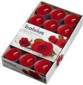 Bolsius Velvet roos - Geurtheelichten