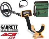 Garrett Ace 150 metaaldetector ACTIE