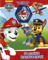 Paw Patrol - De Snelste Brandweerpup!