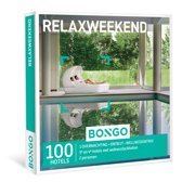 BONGO - Relaxweekend - Cadeaubon