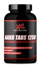 AAKG Tabs - 1250mg - 200 tabletten