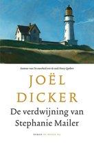 Boek cover De verdwijning van Stephanie Mailer van Joel Dicker (Onbekend)
