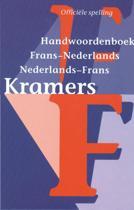 Kramers handwoordenboek frans-nederlands nederlands-frans