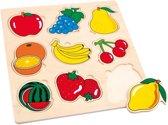 Houten puzzel Fruit