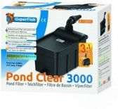 Superfish Pond Clear KIT 3000