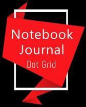 Notebook Journal Dot Grid