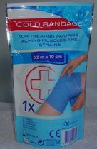Sport Lavit - Cold Bandage - 3,2m x10cm - Eenmalig - 5 stuks