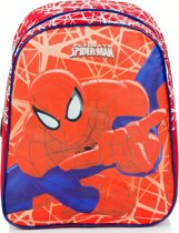 b4e8be876c9 SPIDER-MAN In Action Rugzak Rugtas School Tas 3-6 Jaar Spiderman