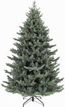 Triumph Tree kunstkerstboom deluxe sherwood spruce maat in cm: 155 x 112 blauw