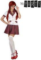 Schoolmeisje kostuum M-L