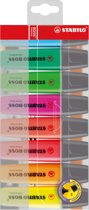 STABILO BOSS original markers - Etui 8 stuks