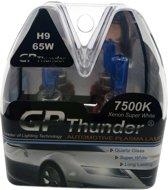 GP Thunder 7500k H9 65w Xenon Look - cool white