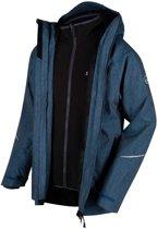 Regatta Glyder III - Outdoorjas - Heren - Blauw/gemeleerd Blauw