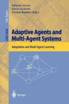 Adaptive Agents and Multi-Agent Systems