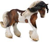 Collecta Paarden: Tinker Hengst Gevlekt 18 X 13 Cm