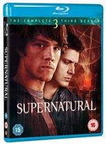 Supernatural - Seizoen 3 (blu-ray) (Import)