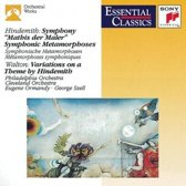 Hindemith/Walton: Orchestral Works