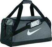 Nike Brasilia Medium Sporttas - Grijs