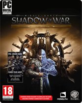 Middle-Earth: Shadow Of War - Gold Edition - Windows (Steam-code)