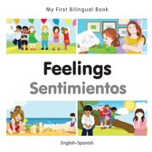 My First Bilingual Book–Feelings (English–Spanish)