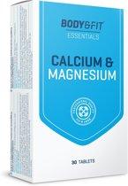 Body & Fit Calcium & Magnesium - 30 tabletten