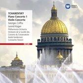 Tchaikovsky: Piano-Concertos,