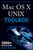 Wiley MAC OS X UNIX Toolbox : 1000+ Commands for the Mac OS X