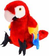 Wild Republic: Papegaai Scarlet