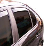 Zijwindschermen Master Dark (Achter) Toyota Avensis Kombi 2003-2009