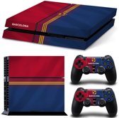 Barcelona - PS4 Console Skins PlayStation Stickers