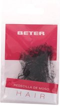 Beter - BUN NET invisible dark hair 1 pz