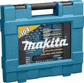 Makita Boor/bit set 104-delig