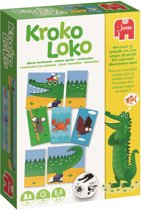 Afbeelding van Kroko Loko Kinderspel speelgoed
